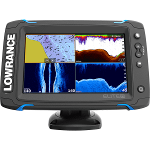 Elite-7 Ti fish finder
