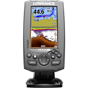 Hook-4 fish finder