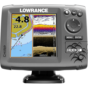 HOOK-5 fish finder