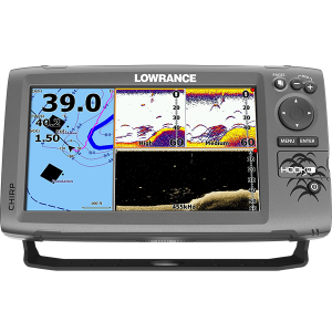 HOOK-9 fish finder